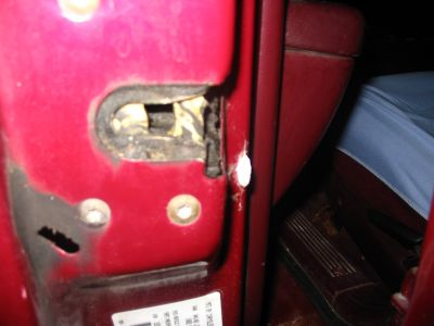 Door Locks We Have A 91 Dodge Spirit 110000 Miles Car