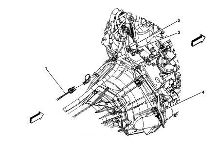 Chevy Camaro Camshaft Position Sensor Location