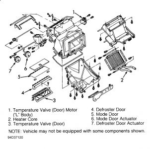 Wiring Diagram For 2004 Pontiac Aztek