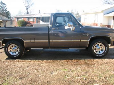 1987 Chevy Truck Surges At Higher Speed Engine Performance