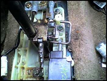 Escort shift actuator