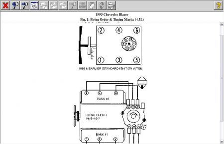 12900_1995_chevy_blazer_Fir_ing_order_2  Blazer Wheel Drive Wiring Diagram on