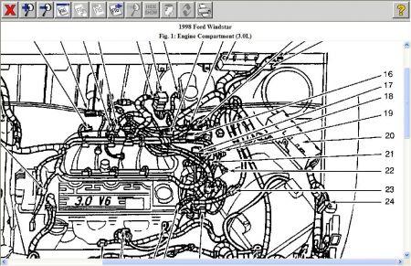 2000 ford windstar engine diagram  pietrodavicoit circuit