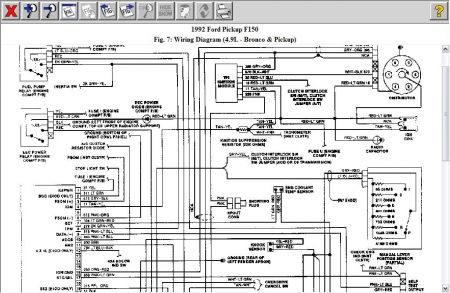 ford fuel pump diagrams wiring diagram 2000 Ford F-150 Fuel Pump Wiring
