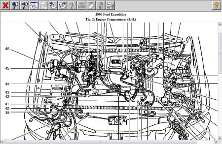 2000 expedition engine diagram 2000 expedition wire diagram hvac 2000 ford expedition 2000 computer location: computer ...