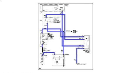 1993 toyota t-100: electrical problem 1993 toyota t-100 6 ... toyota t100 fuse box 1993 toyota t100 fuse diagram #14