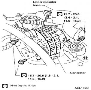 2005 nissan altima alternator wiring diagram with 2001 Nissan Sentra Gxe Stereo Wiring Diagram on Nissan Altima 2005 Nissan Altima Changing Alternator 3 likewise 2010 Mitsubishi Lancer Serpentine Belt Diagram Wiring Diagrams furthermore P 0900c152800ad9ee likewise 2001 Nissan Sentra Gxe Stereo Wiring Diagram likewise Isuzu Generator Fuel Filter.