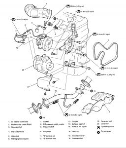 Generator Capacitor Wiring besides Siemens Star Delta Starter Wiring Diagram moreover Watch as well Mercedes V6 Engine Diagram together with 1995 Toyota Camry Spark Plug Wire Diagram. on alternator wiring diagram youtube