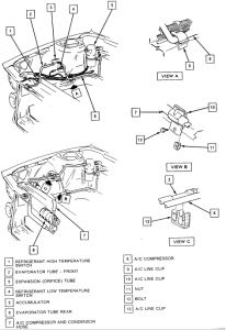 cadillac cts v6 fuel injector location