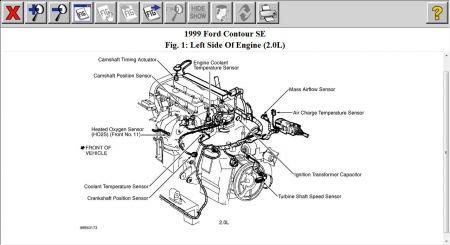 2000 Hyundai Sonata Engine Diagram Of The furthermore 1999 Jeep Cherokee 4 0 Engine Diagram together with Kia Sorento 2005 V6 Engine Diagram further Ford Fusion Temperature Sensor Problem moreover  on 01 f150 o2 sensor location