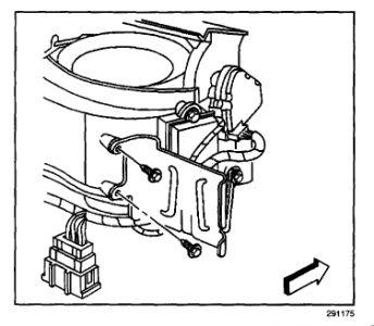 2003 Buick Century Radiator Removal