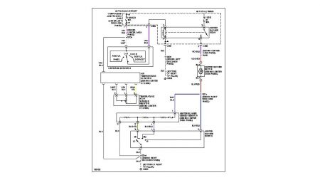 Mercury Mystique 1999 Mercury Mystique No Blower Fan on 1996 mystique engine diagram