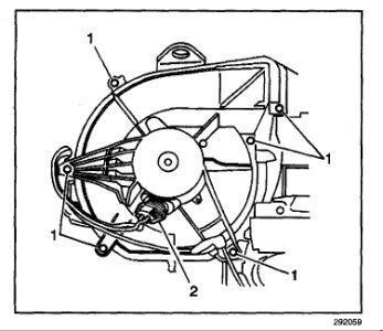 2000 Cadillac Heater Blower Resistor Location Wiring Diagram Photos
