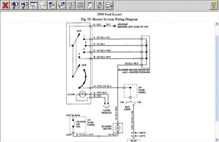 F350 Blower Motor Wiring Diagram - Wiring Schematics on