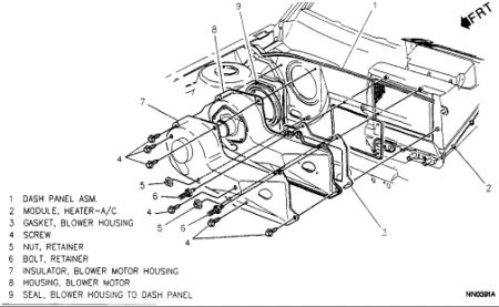 2004 pontiac grand prix blower motor wiring diagram 2005
