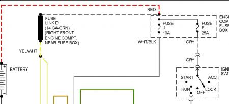 [SCHEMATICS_4LK]  Alternator Wiring Diagram?: Changed Fuse J10 P25 as Suggested, No ... | 1990 Lincoln Town Car I Please Have A Wiring Diagram |  | 2CarPros
