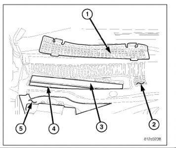 Dodge 5 7 Hemi Magnum Egr Valve Location further 2004 Chrysler 300m  ponent location as well 300c Oil Filter Location also Chrysler Aspen 2009 Engine Diagram as well Chrysler Horn Location. on chrysler 300 cabin air filter location