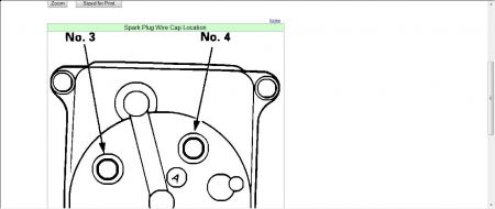 To here is a picture of the firing order for a 90 39 s 1 6 for 1998 honda civic firing order