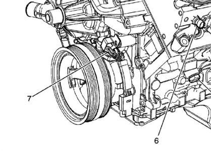 2007 Gmc Yukon Engine Diagram