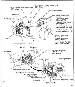 1997 Lexus Es 300 Cabin Filter Where Is The How Do. Lexus. 1999 Lexus Es 300 Air Hose Diagram At Scoala.co