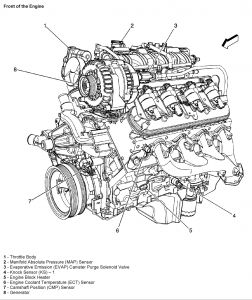 1999 passat engine diagram 2007 gmc yukon cam sensor: engine performance problem 2007 ... #11