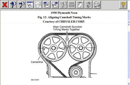 Cam on Car Engine Diagram