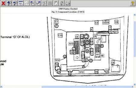 radiator fan relay test electric fan relay test wiring