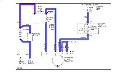 Alternator Wiring How Long Does A Refurbished Alternator Last