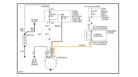 Brake and Battery Lights Blinking: I Have a 1998 Nissan ...