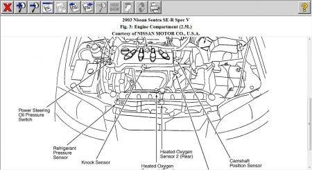 Egr Valve Water additionally T5511379 Diagram fuses nissan altima 2002 further T7338859 Retrofit instrument cluster available together with Kenworth T680 Fuse Box Location as well Nissan Murano Water Pump Location. on g35 engine wiring harness