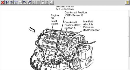 Cadillac Northstar Oil Filter Location on 1985 subaru t wiring diagram