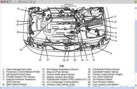 1997 ford contour engine diagram ford contour 2 0 engine diagram - free vehicle wiring ... 1998 ford contour engine diagram