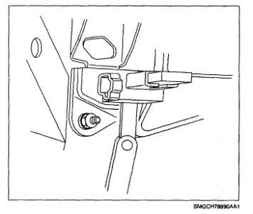 Saturn Sl2 Radiator Parts Diagram