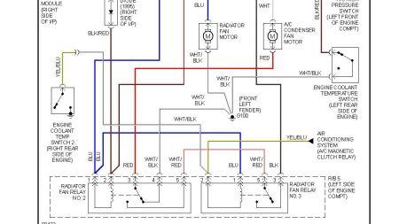 1996 Toyota Camry Radiator Fan Wiring Diagram - Wiring ... on
