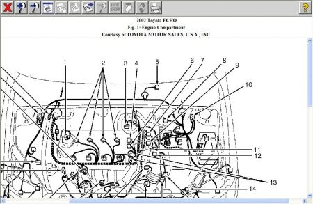 2000 toyota echo engine diagram 2000 toyota echo wiring diagram