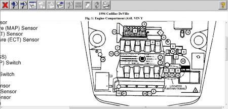 Engine Coolant Temperature Sensor: V8 Front Wheel Drive ... on northstar engine cross section, northstar v8, 4 6 engine diagram, northstar engine exploded view, 2009 cadillac sts brake diagram, northstar engine dimensions,