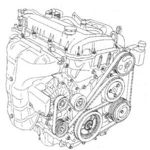 6 4 Powerstroke Engine Diagram