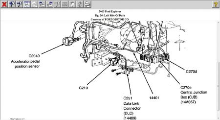 Wiring Diagram 2010 Dodge Challenger on 2013 charger fuse box location