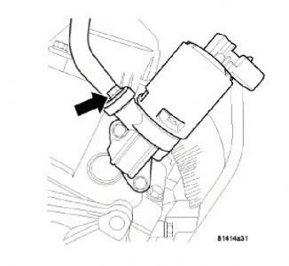 2007 chrysler town and country egr valve i am trying to change 4-Wire Flat Trailer Wiring 2carpros forum automotive pictures 12900 egr1 3