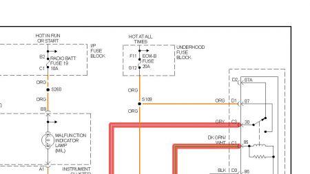 2000 gmc safari fuel pump relay i have a 2000 gmc safari. Black Bedroom Furniture Sets. Home Design Ideas