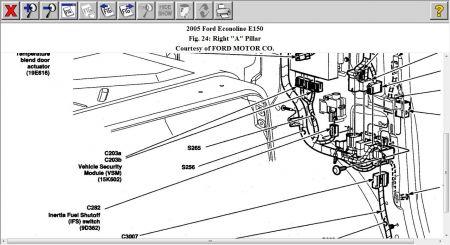 1991 Jaguar Xj6 Engine Diagram in addition Nissan Pathfinder Fuel Inertia Switch Location also 2003 Dodge Stratus Serpentine Belt Diagram also Discussion T7317 ds555156 besides Ford Expedition 1997 Ford Expedition Fuel Pump. on ford fuel pump cut off switch