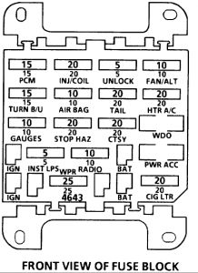 Geo Tracker Radio Wiring Diagram Likewise 96 on 1992 toyota celica fuse box diagram