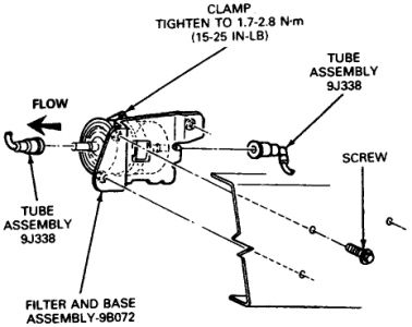 97 F150 Fuel Filter on 1996 f150 evap diagram
