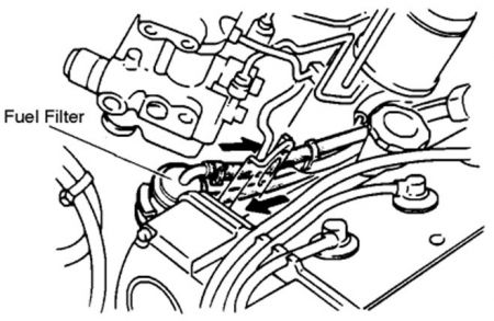 1992 mazda 929 location of my fuel filter engine performance 2003 F250 Wiring Diagram