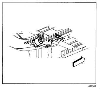 2003 ford focus wiring diagram manual original