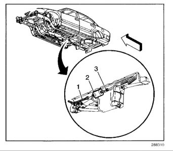 Chevrolet Malibu 2004 Chevy Malibu Fuel Filter on chevy fuel system diagram