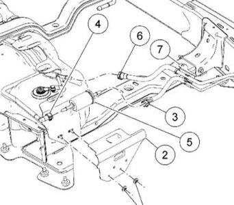 12900_ff_4 2006 mercury mountaineer fuel filter engine mechanical problem 2000 Mercury Mountaineer Radio Wiring Diagram at bayanpartner.co