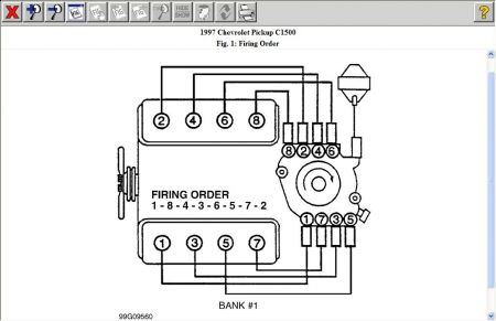 350 Spark Plug Wire Diagram on one wire gm alternator wiring