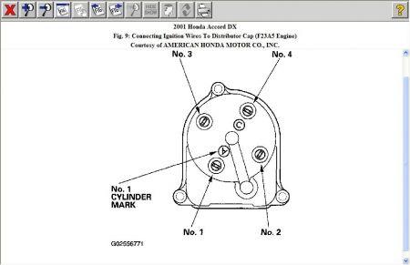2001 Honda Accord Distributor Cap: I Took the Distributor ...