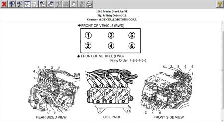 2004 Pontiac Grand Am Spark Plug Wiring Diagram on automotive wiring diagram free